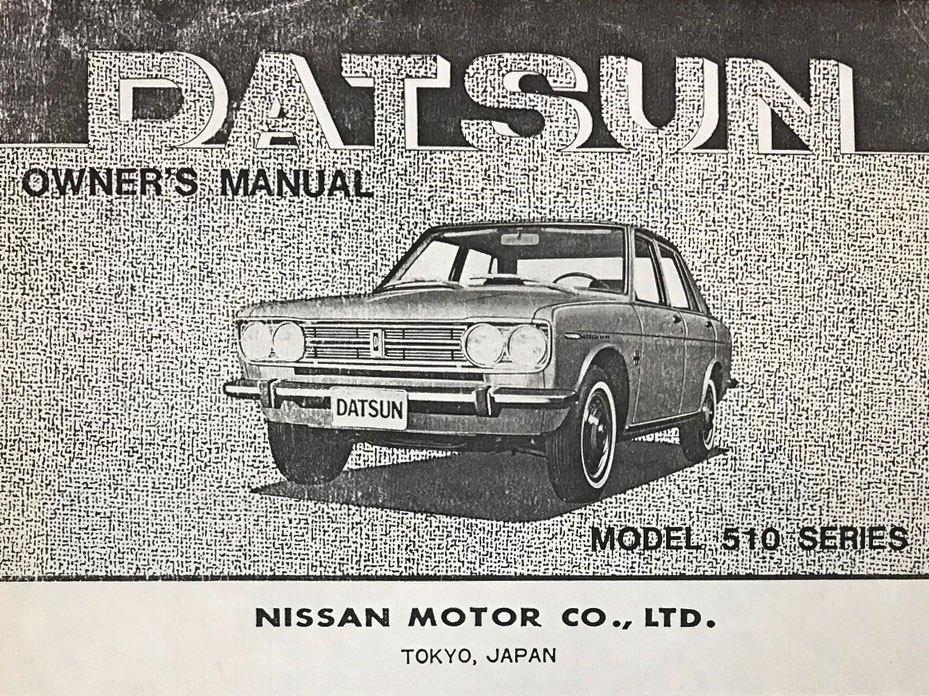 Alfred Knecht verkauft Datsun